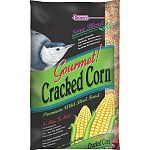 Wild birds love the delicious taste of cracked corn by FM Browns. Packed full of vitamin A and C, this cracked corn is perfectly sized for your songbirds. Each kernal is cracked to be the perfect size. Your backyard birds won't be able to resist!