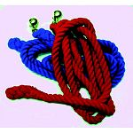 10 feet long cotton horse lead by Partrade. 3/4 inch thick - Durable construction and quality. Comes in multiple colors.