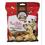 Chock-full of peanut butter. Made with human-grade and kosher ingredients. Free of animal proteins, parts, by-products and fillers. Excellent dog training tool. Rich peanut butter flavor that dogs love. 8 oz.