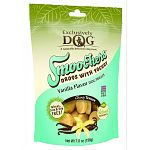 Your dog will absolutely fall in love with treat from its great flavor to its chewy texture. Made from all natural ingredients. Wheat, corn and soy free. Made in the usa.