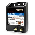Zareba A50LI (Blitzer 8902, Bulldozer 402, Intl. 302). 2.8 stored joules of power; 2 joule output at 75 ohms