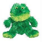 This Dr. Noys Frog toy for cats is a cute, furry plush toy that is stuffed with catnip that will make your cat happy. Toy has a catnip pouch that is easy to refill with a catnip packet. Comes with two catnip packets. Provides your cat with hours of fun!