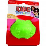 Remarkably durable for power chewers Lightweight and erratic bounce for exciting games of fetch Squeaks for added fun