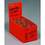Contains: 100 eaches of mfg # 45200 Effectively attracts flies Contains no insecticides Easy to hang