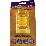Connectable accessory used to expand any habitat or accessory Ideal for hamsters, gerbils, dwarf hamsters, and mice