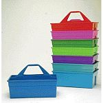 The Fortiflex tote Max is the most unique and versatile utility box on the market today. The appropriately nicknamed M.U.T.T. (Maximum Utility Tote Tray) the tote MAX with its simple practical design maximizes usefulness with clever features.