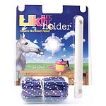 Likits keep your horse happy by providing mental stimulation through environmental enrichment. Likits keep your horse healthy. Licking stimulates saliva production, essential for regulating acidity in the gut.