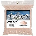 100% all natural - from the himalayan mountains. Source of minerals and trace elements for your horse or pony.
