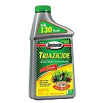 Spectracide Triazicide Once & Done! Insect Killer Concentrate is formulated for broad-spectrum control of insects in home lawns, trees, shrubs, roses, flowers and vegetables.