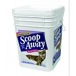 When you have more cats, you need more power. Scoop Away Multi-Cat Formula Clumping Cat Litter delivers maximum clumping and better odor control. Scoop Away Multi-Cat Formula has extra Odor Guard agents that battle the growth of odor-causing bacteri
