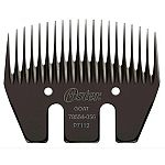 "20-Tooth Show Comb mostly used for general goat shearing and cattle fitting. 3"" Wide. Compatible with all hand-pieces and 3"