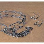 Replacement or additional Choke Training Collar Links - 2 pk / 3.8 mm