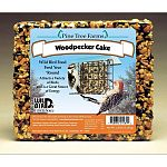 Woodpecker Seed Cake - 2.5 lbs. by Pine Tree Farms attracts a variety of birds including woodpeckers. Just place seed cake into a suet feeder and hang at least five feet from the ground. Great energy source for year round feeding.