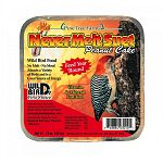 Feed Year 'Round. Peanut Never Melt Suet for Finches and other wild birds made with core quality ingredients - Melt Point is 15 degrees. Attracts a variety of birds and is a great source of energy. Case of 12 - 13 oz. each