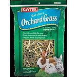 KAYTEE Orchard Grass provides a natural alternative source of fiber for rabbits and other small animals. Orchard grass is a sweet, fruity scented high fiber hay that aids in the digestive process of small pets.