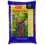 Cracked corn for feeding wild birds. Use as ground feed or put in outdoor wild bird feeders.