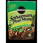 Great for a variety of container plants, this sphagnum peat moss is ideal for retaining moisture and aerating the soil. May be mixed with other soil nutrients to create a custom mix.