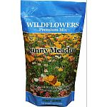 Easy-to-use shaker bag for even seeding Bag contains 23 wildflower varieties and covers up to 1,000 square feet Great for adding color to sunny areas of gardens Easy to grow and requires little to no maintenance Made in the usa