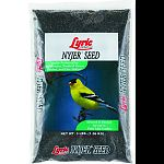 For feeding wild birds that love the flavor of nyjer seed.