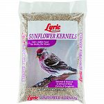 Great all around bird food for wild birds. Contains no shells and is 100% edible. Use in a variety of wild bird feeders as most birds enjoy sunflower kernels. Refill feeders as needed.