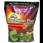 Easy-to-use granules Kills grubs within 24 hours Stops grubs from further damaging lawn For use after first sign of grubs Degrades quickly, does not linger Made in the usa