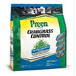 Prevents crabgrass and 40+ common lawn weeds including carpetweed, purslane, spurge, and more. Can be applied up to 4 weeks later than other crabgrass products. Covers 5,000 square feet.