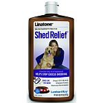 Daily food supplement for dogs. Helps stop excess shedding.