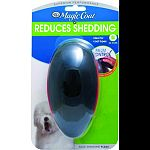 Ideal for all coat types Fits in the palm of your hand for more control, allowing you to be closer to your pet Use the palm shedding blade to reduce coat shed and to minimize any tangles and matting Works best on short and medium coats!