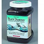 Laboratory tested and proven more effective at removing foul odors, unsightly discoloration, and harmful organic waste. Premium activated carbon is up to 3 times more effective. Marineland Black Diamond Premium Activated Carbon