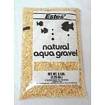 Natural Gravel #4 - 5 lbs ea / Natural (Case of 5) Our products are non-toxic and safe to use in aquariums, terrariums and planters.
