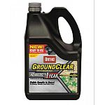 Kills weeds and prevents new growth for up to 1 year. Eliminates unwanted vegetation from driveways, walkways, patios, fence rows and other areas. Easy to apply with a sprinkling can or tank sprayer.