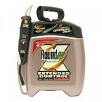 Roundup extended control weed and grass killer plus weed preventer kills exhisting weeds and grasses root and all. Prevents new weeds from growing for up to 4 months by creating an invisible barrier. 1.33 gallon.