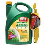Specially formulated for gardens and landscapes. Kills 100+ insects on contact. Protects for up to 3 weeks. Won t harm plants or blooms.