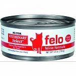 The Hi-Tor Felo Diet provides a low magnesium diet with an optimum balance of nutrients for cats while helping prevent the formation of calculi or stones.
