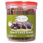 Each delicious treat is made with no corn, wheat, or any other grain by product. Healthy holistic - containing some of nature s best ingredients. Includes real meat, vegetables, and fruit Give your dog these healthy treats designed to help reduce the risk