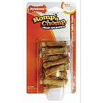Natural and made in the usa. Perfect accompaniment to the romp-n-chomp souper treat toy - bci# 491362. Made with real chicken. Free of salt, sugar, artificial preservatives, and artificial colors.