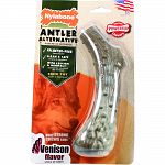 Cleaner, safer alternative to real antlers Engages and entertains Discurages destructive chewing For powerful chewers up to 50 lbs Contains calcium and minerals Made in the usa