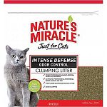 Power performance against ammonia, urine and feces odors. Eliminates pheromones and territorial odors in multi-cat pans. Fights odor causing bacteria in litter. Quick clumping. Natural enzymes odor control system. Ultra low dust.