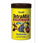 TetraMin contains omega-3 fatty acids for energy and growth, immuno-boosters for disease resistance, and biotin for increased metabolism! When the health of your fish matters most, trust TetraMin!