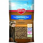 Protein diet with real chicken and natural fat Formulated to rotate between proteins without stomach upset Naturally preserved for ideal freshness Grain & gluten free Shapes that ferrets love & texture that they enjoy Made in the usa