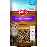 Protein diet with real turkey and natural fat Formulated to rotate between proteins without stomach upset Naturally preserved for ideal freshness Grain & gluten free Shapes that ferrets love & texture that they enjoy Made in the usa
