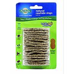 Keep the busy buddy fun alive with these replacement rawhiderings with tasty peanut butter flavor This revolutionary material provides a special treat for your dog and last 10 times longer than regular rawhide Load these irresistible treats on a busy budd