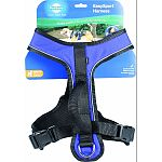 Fits dogs with girth of 22 to 30 inches, such as beagles, spaniels and border collies. A great harness for daily wear Two adjustment points for maximum comfort Two quick-snap buckles for ease of use Convenient top leash attachment Padded handle for extra