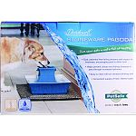 Dual, patented free-falling streams add oxygen for freshness, encouraging pets to drink more Helps increase urinary and kidney diseases in pets through increased hydration Easy to clean with an elevated drinking dish Convenient supply of fresh, filtered w