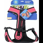 Fits dogs with girth of 22 to 30 inches, such as beagles, spaniels and border collies. A great harness for daily wear