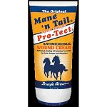 Provides complete healing treatment and protection for Horses. Eliminates harmful organisms for faster healing. Contains skin conditioning emollients. Deep penetrating cream base soothes cuts, scrapes and abrasions for faster healing