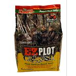 EZ Plot CRUSH is a fast growing and nutritious NO-TILL food plot mix that is easy to plant without the strenuous work of using heavy equipment. This highly adaptable food plot can be planted in the most remote and hard to reach areas