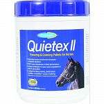 Helps keep horses focused and composed in stressful situations Won t cause drowsiness or affect performance Uniquie compbination of active ingredients in easy-to-give pellets Excellent for heavy training, performance activities, competition, racing and tr