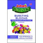 3-3-3 bloom burst water soluble plant food Formulated for all annual and perennial flowers Exclusive jobes biozome formula provides great results with less work For use in watering cans and hose end sprayers Makes up to 30 gallons