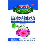 6-1-1 acid loving water soluble plant food Formulated for acid loving plants like holly, azaleas, rhododendrons, and camellias Exclusive jobes biozome formula provides great results with less work Makes up to 30 gallons